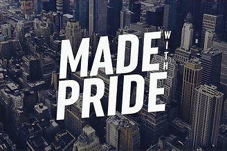 Made with pride - Web Revolutions
