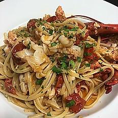Lobster Linguine £28-£30