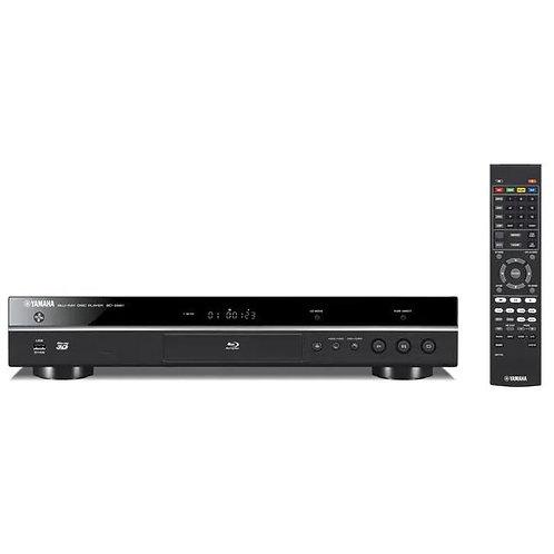 Yamaha BD-S681 Black Blu-Ray Player with 4K Upscaling, USB File Playback