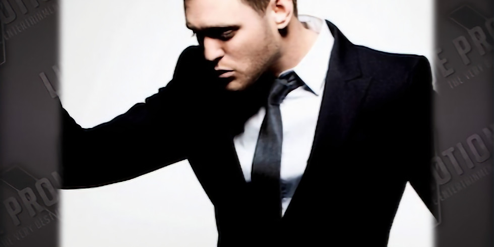 """""""Michael Buble""""  Free Live Show by Jason Allan Thursday 15th October   from 19:30"""