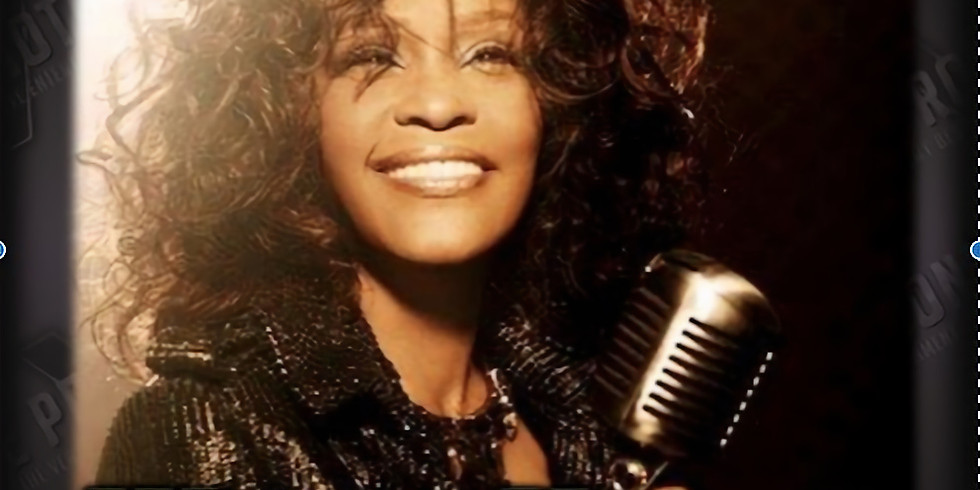"""""""Whitney Huston"""" Tribute by Heather Free Show Thursday 19th Novemfrom 19:30."""