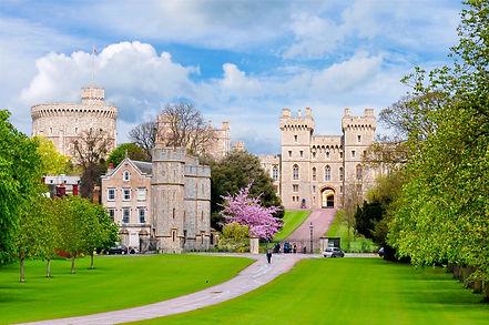 Web Revolutions - Windsor Castle
