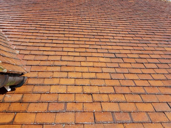 After - Roof Cleaning