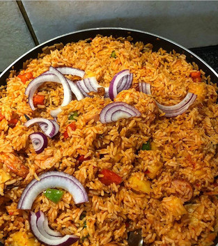 Jolloff rice