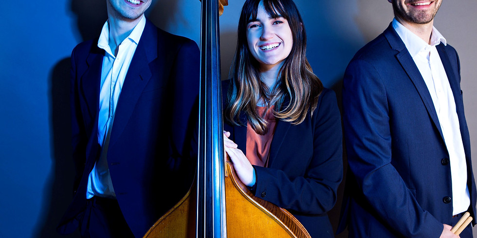 Sunday Jazz 18th of April   Double Standard Jazz are a classy and upbeat jazz ensemble performing a range of cl... (1)