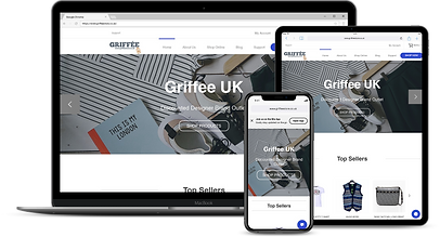 Web Design : Griffee