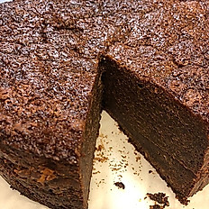 Chocolate Hazelnut and Amaretto Cake