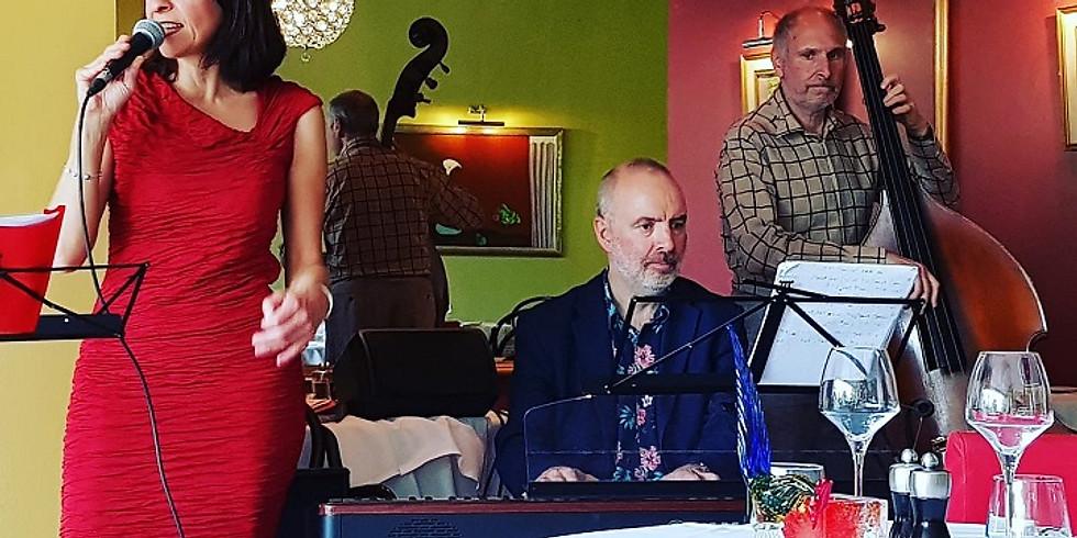 Barbara Reggio Trio Jazz evening Sunday  3rd October  from 18:30 at Manuel's (1)