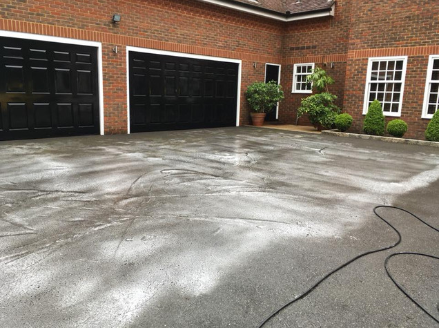 Drive Cleaning