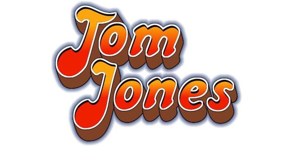 """TOM JONES"" Live Musical by Paul Miles"