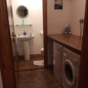 Utility & Toilet