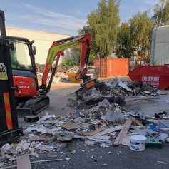 Fly tip clearance