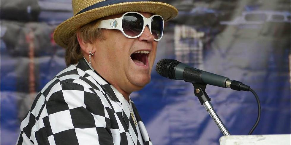 Elton John Tribute by Alan Thursday 16th September from 19:30