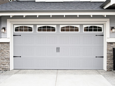 Why Now is the Time to Invest in a New Residential Garage Door