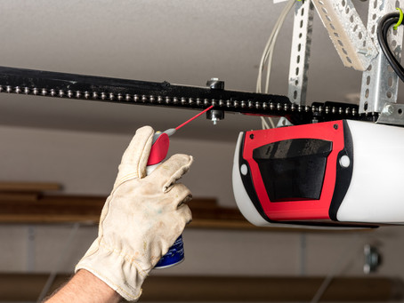 Why Is Annual Garage Door Maintenance So Important?