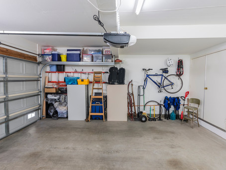 The Utility of Space – Keep Your Garage in Good Condition