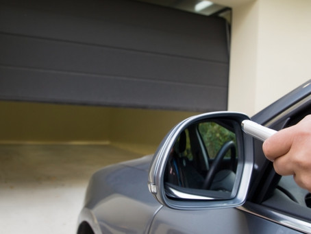Principles of Garage Door Security