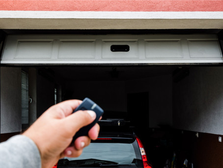 Garage Door Problems You May Experience This Winter