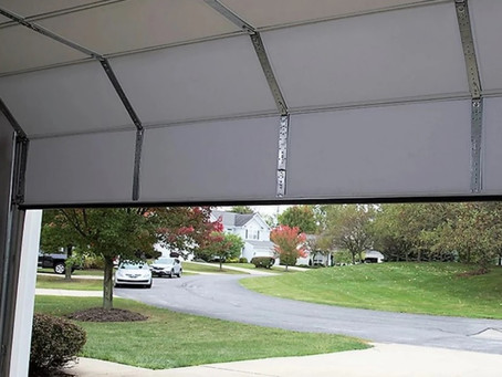 How to check if your garage door is correctly aligned and balanced