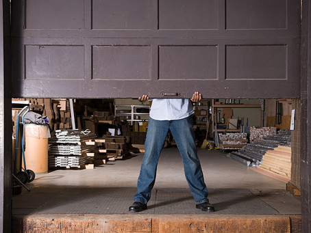 Make Your Property Maintenance Easier with Garage Door Advice