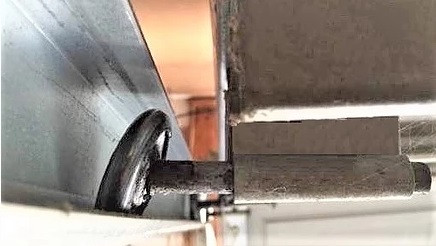 Have a noisy garage door? its probably a time for a new rollers