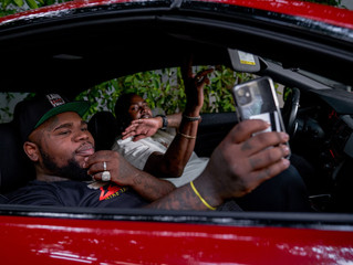 550 Flokk Drops Visuals for Knockinz With Appearances By FatBoy