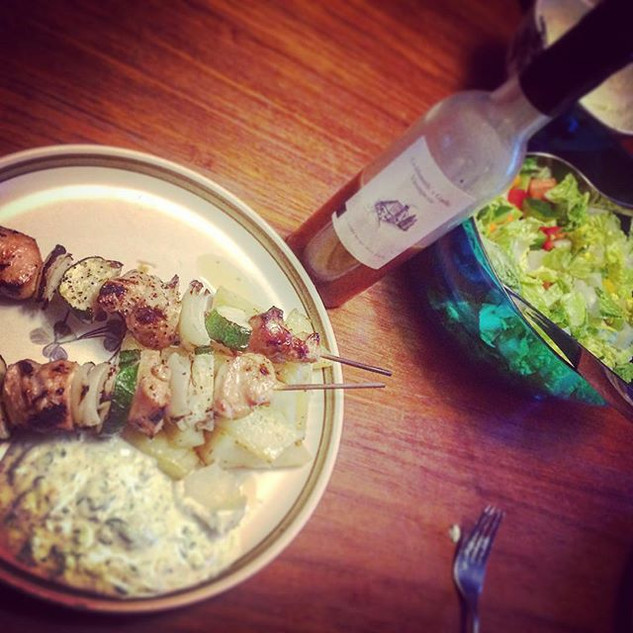 A little taste of Greek with Goldsmith's