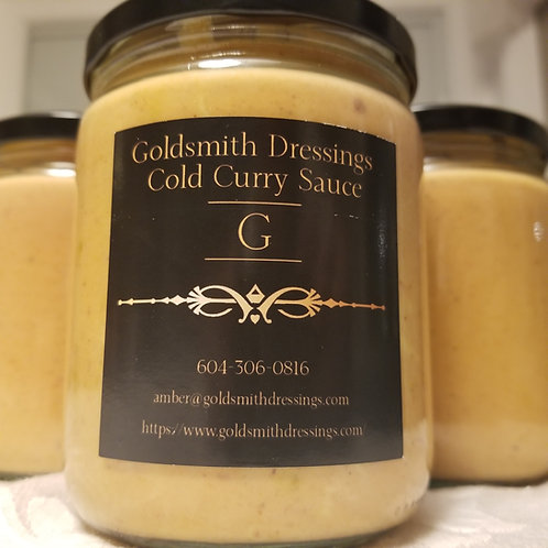 Cold Curry   500 ml