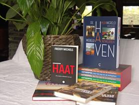 Winactie: win een boekenpakket t.w.v. €100