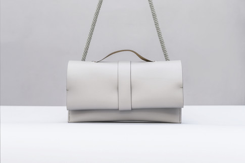 Shoulder Bag Grey