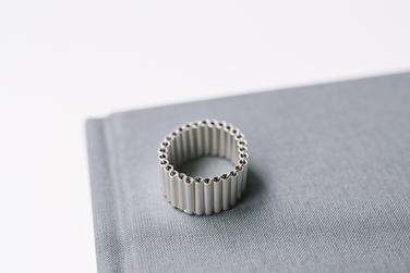 prsteň Organic L