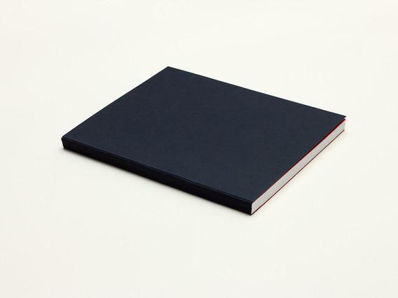 zápisník Unique čierny