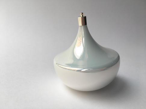 ozdoba Porcelain White small