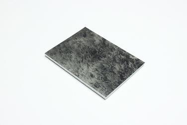 zápisník Botanical čierno-medený vres