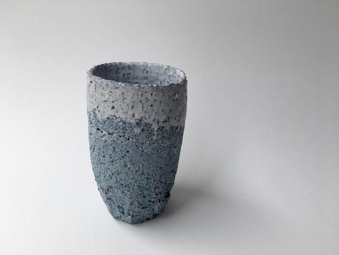 pohár Primitives L modrý