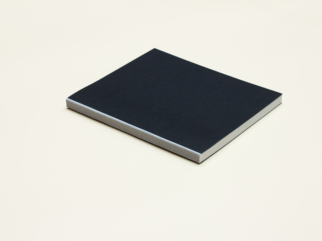 zápisník Unique čierno-šedý