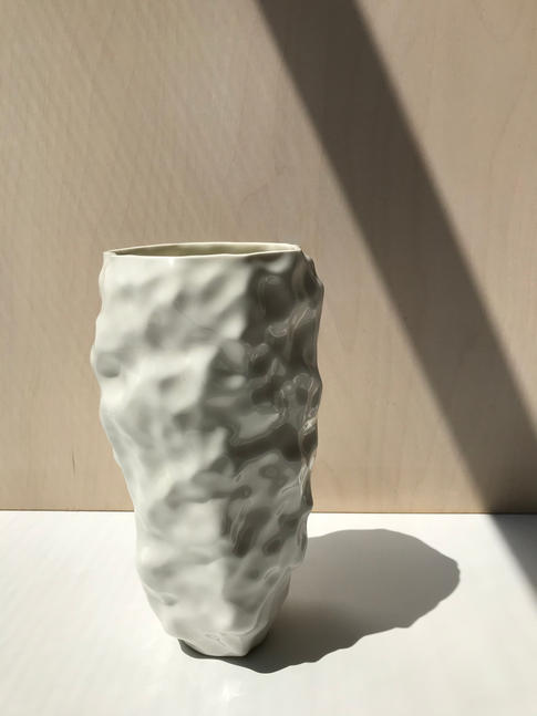 váza IN 3/29 biela