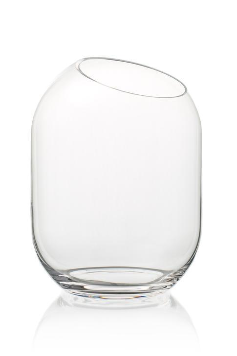 váza Bobuľka transparentná