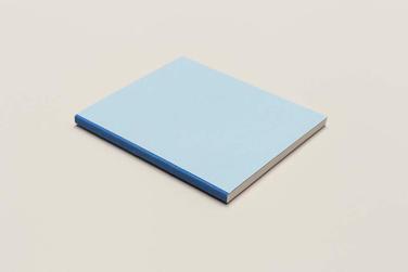zápisník Unique modrý