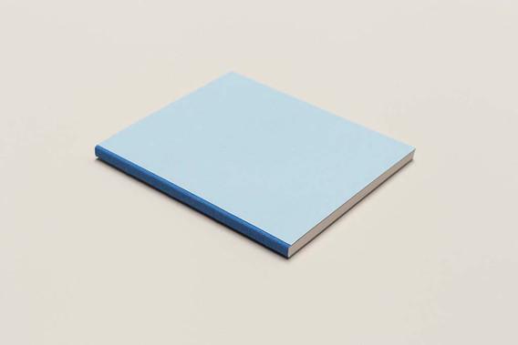 zápisník Unique svetlomodrý