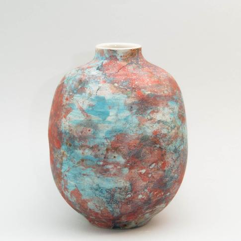 malá mramorová váza 2