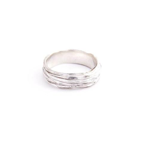 prsteň Silk 2