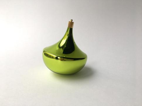 ozdoba Shiny Green light small