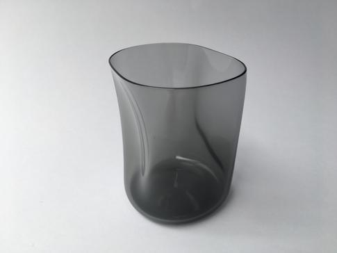 pohár Spirit dymový