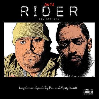 Ain't a Rider Official Cover Art.jpg