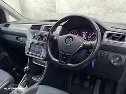 2019 VW Caddy 1.0TSi Trendline Manual