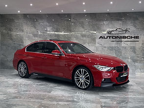 2014 BMW 320d M-Sport Auto