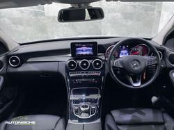 2017 Mercedes Benz C180 AvantGarde