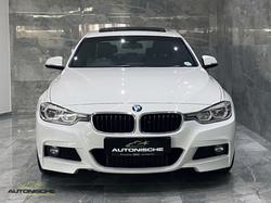 2017 BMW 320i M-Sport Auto