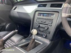 2011 Ford Shelby GT500 5.4 V8 ConvertibleordMustangShelbyGT500SVT-31Gear